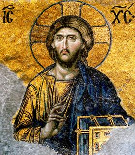 イスタンブールに残るイエス像。.jpg