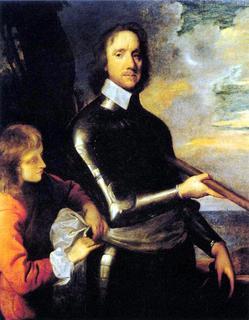 オリヴァー・クロムウェル(1599年4月25日 - 1658年9月3日)清教徒革命の英雄.jpg