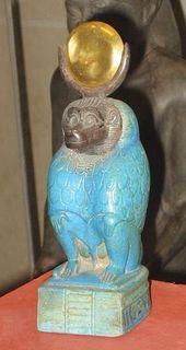 ヒヒ型のトート神像(ルーヴル美術館).jpg