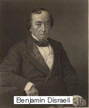 ベンジャミン・ディズレーリ英国首相(1868年,1874年〜1880年).jpg