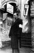 上海のユダヤ人街のユダヤ自衛団員.png